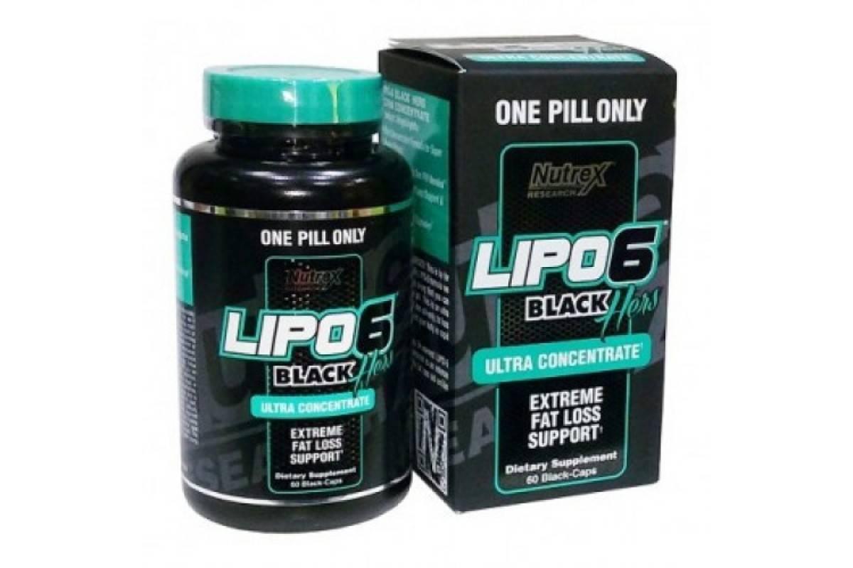 Липо-6 жиросжигатель для женщин