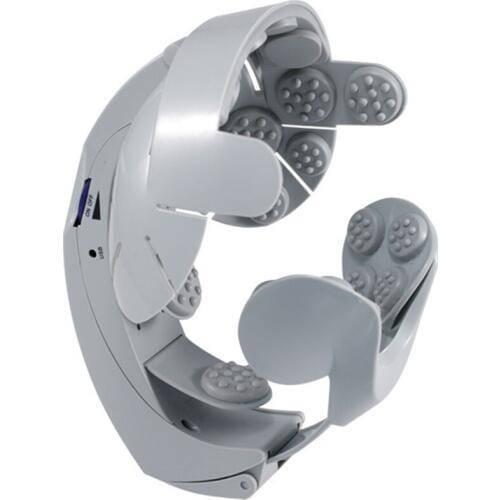 Знакомство с электрическими массажерами для головы. обзор шлемов и ручных приборов, их плюсы и минусы