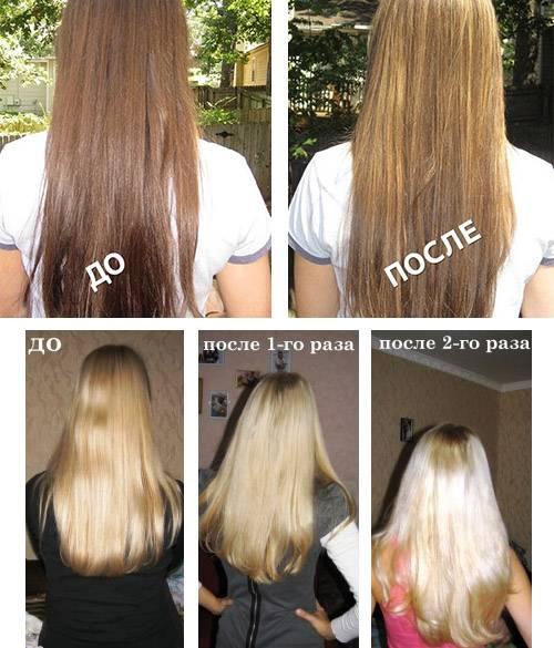 Восстановление волос после осветления: используем народные средства