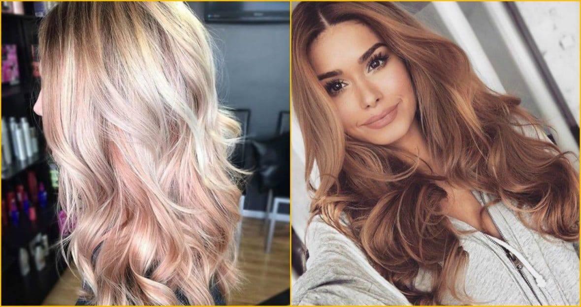 Блонд с розовым оттенком. фото на короткие, длинные волосы, как называется краска
