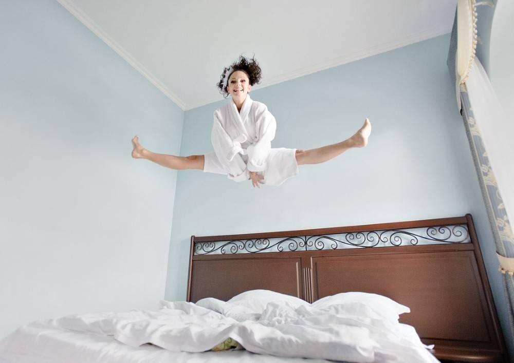 Как проснуться утром бодрыми? 10 эффективных советов
