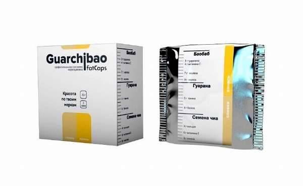 Гуарчибао guarchibao fatcaps: вся правда о средстве для похудения