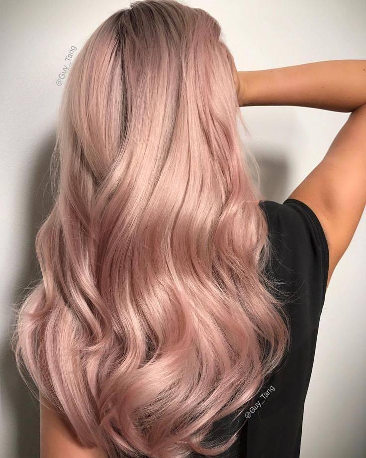 Кому подходит золотистый цвет волос и как выбрать свой идеальный оттенок