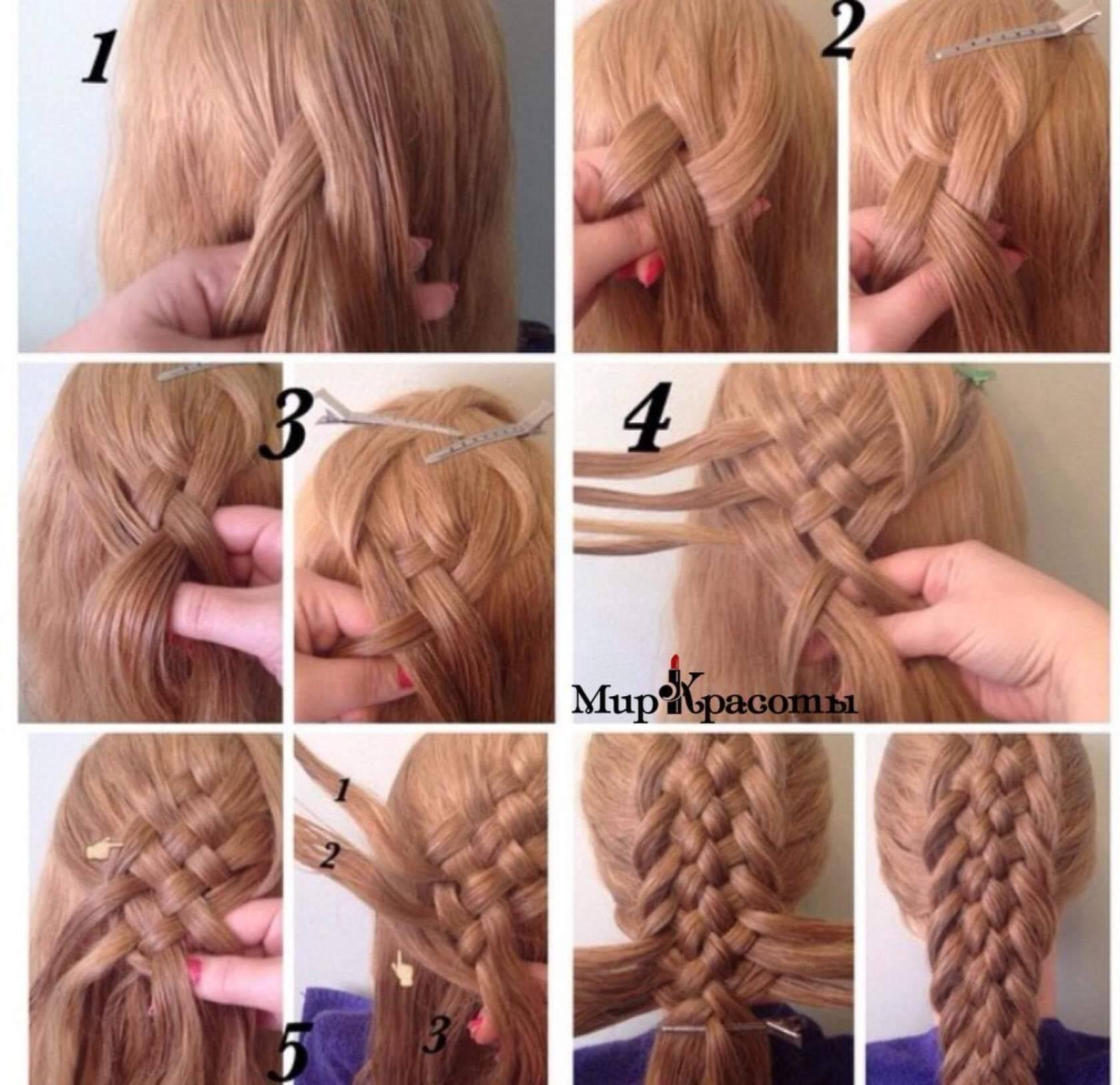 Косички для девочек (89 фото): пошаговые инструкции плетения кос для начинающих, как сделать красивую прическу? какие косы можно заплести детям?