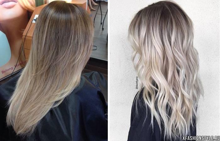 Как покрасить волосы омбре в домашних условиях?