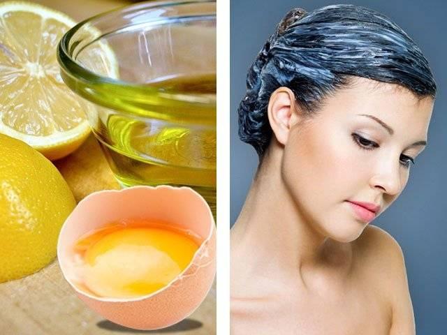 Маска для волос из меда и яйца с рецептами использования в домашних условиях
