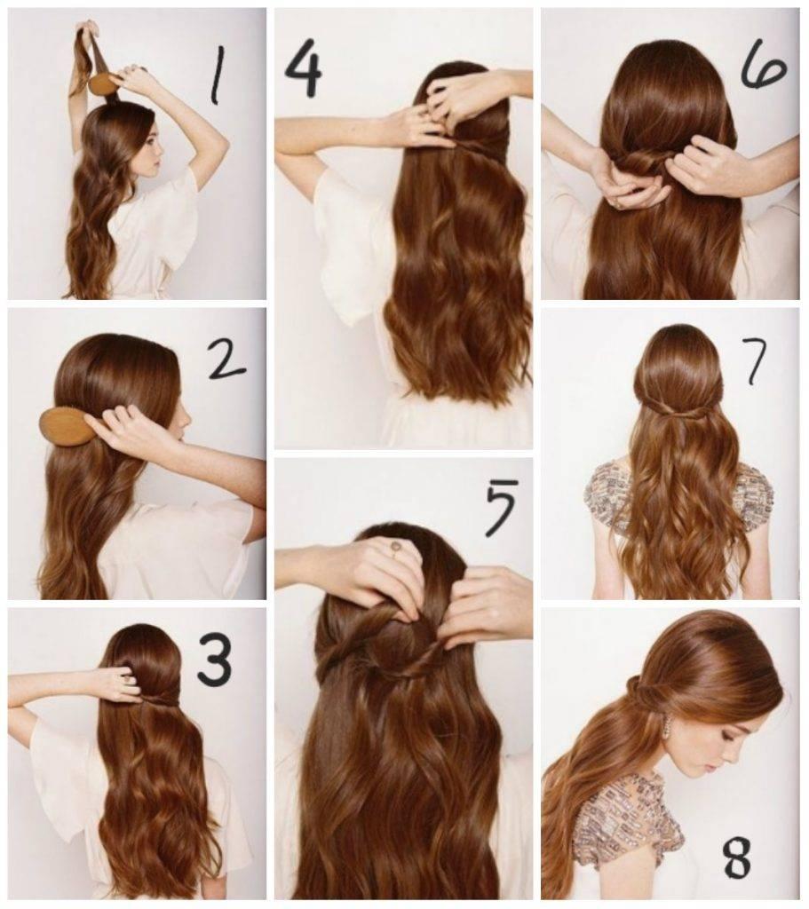 Как сделать бант из волос: для каких волос подходит, пошаговое описание прически