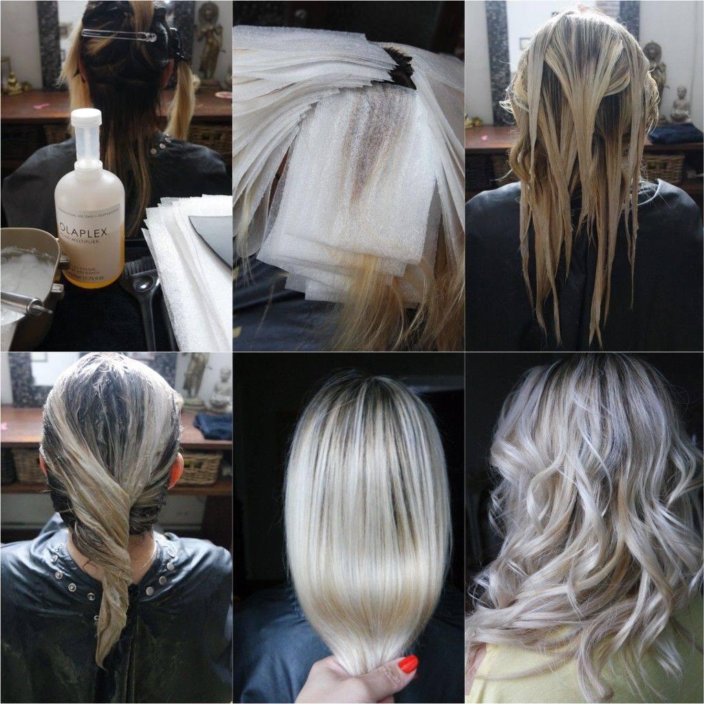 Как сделать омбре на короткие волосы с видео и фото