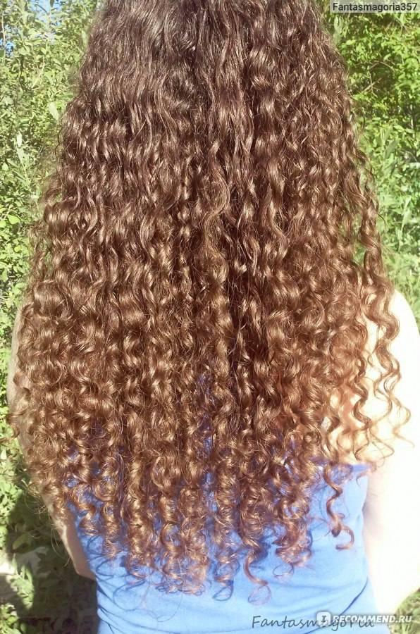 Уход за кудрявыми волосами в домашних условиях и с помощью профессиональных средств / mama66.ru
