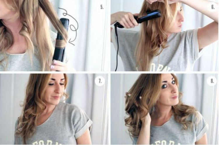 Самые простые способы завивки: как сделать кудри на средние волосы в домашних условиях без плойки и бигуди?