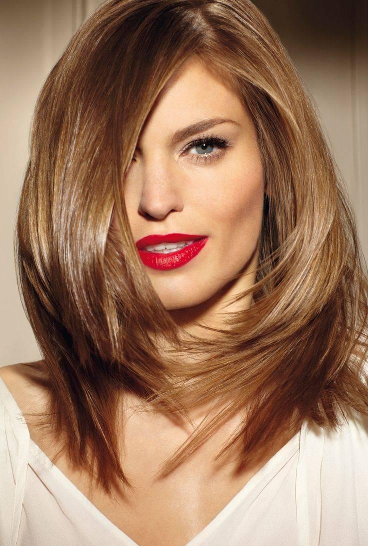 Хит! модное окрашивание 2020 2021 на средние волосы: фото новинки женские