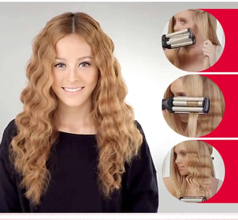 16 лучших плоек для завивки волос