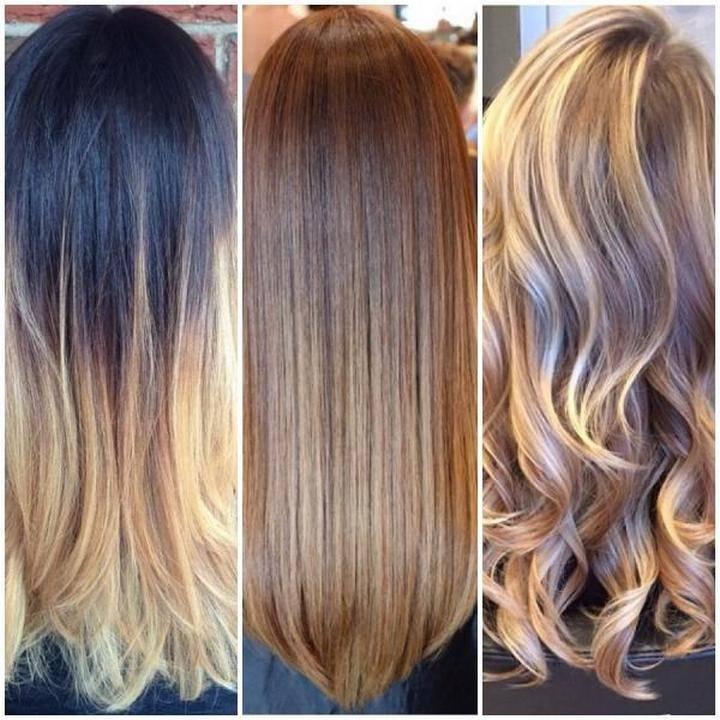 Airtouch (эйр тач) окрашивание на темные волосы: особенности, подбор оттенка, правила ухода