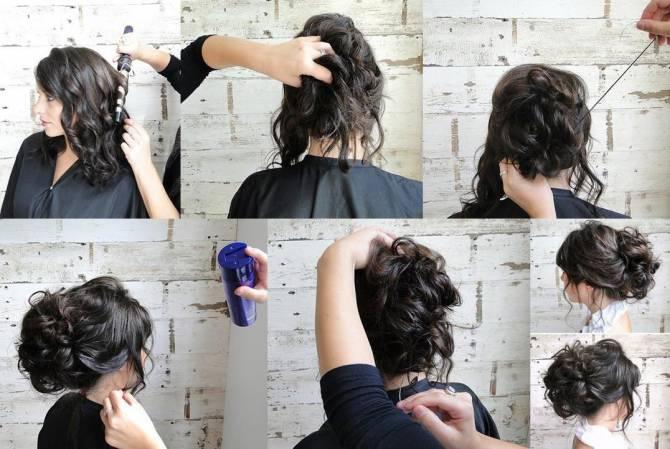 Прически на длинные волосы - 150 вариантов, фото и видео уроки