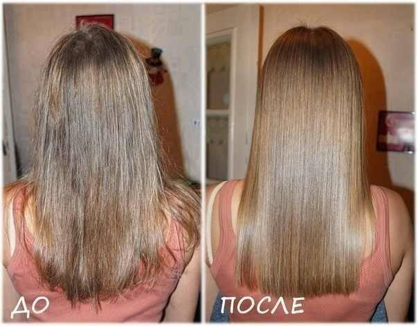 Маска для окрашенных волос(секреты домашнего состава)