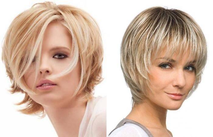 Стрижки для круглого лица (142 фото): какая женская прическа подойдет полным девушкам на средние волосы, модели-2021, не требующие укладки и с челкой