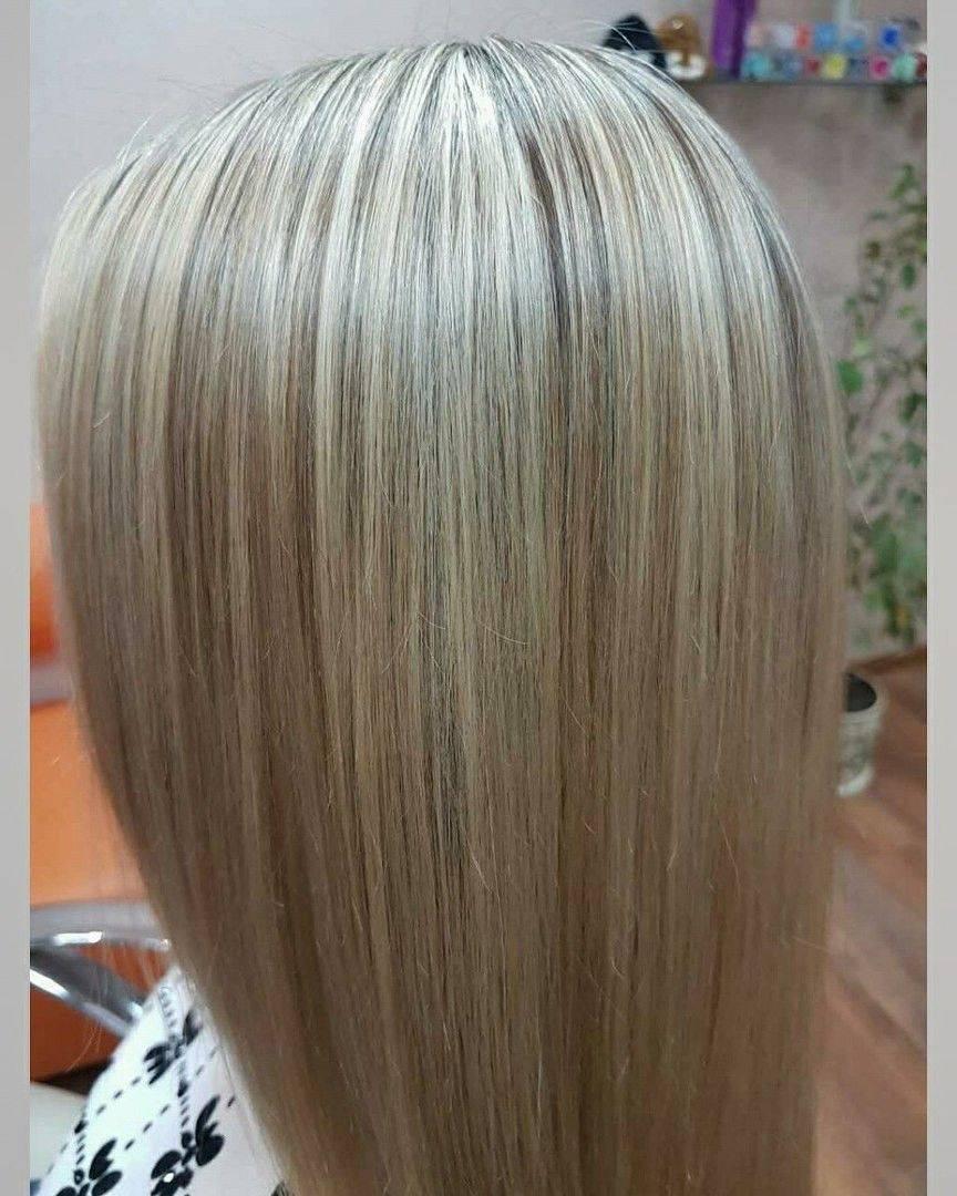 Инструкция, как делать мелкое мелирование на русые волосы, и фото результата