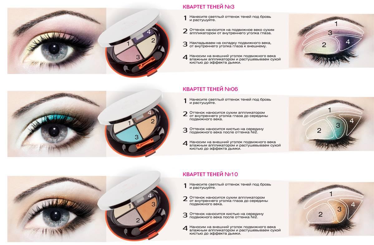 Основы макияжа для лица пошагово: правила для начинающих