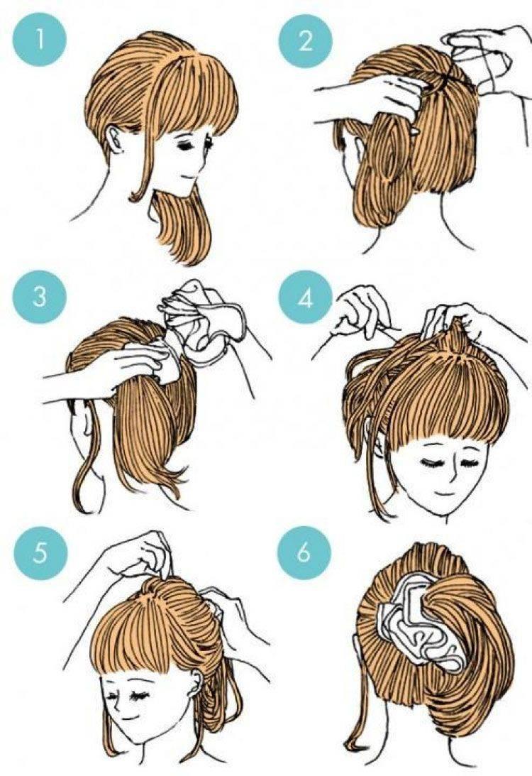 Как быстро и легко научиться плести косы себе: эффективные фото и видео материалы