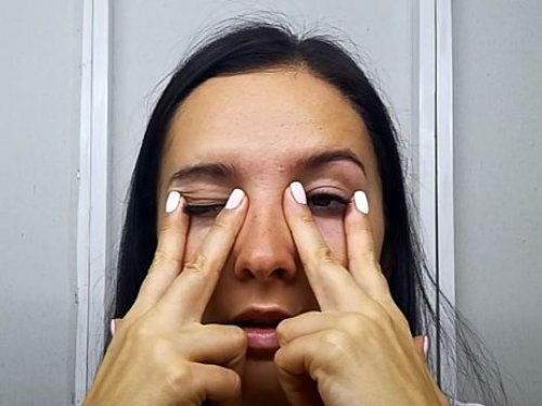 Фейсбилдинг для глаз и век – самые лучшие упражнения против морщин