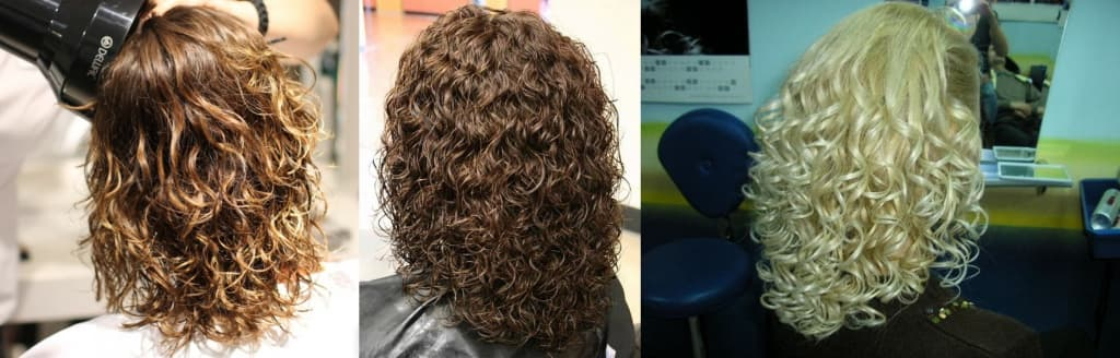 Как сделать карвинг волос на короткие и длинные волосы