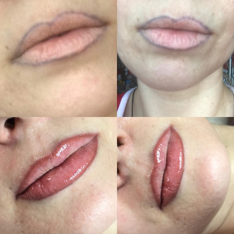 Татуаж губ: отзывы и рекомендации