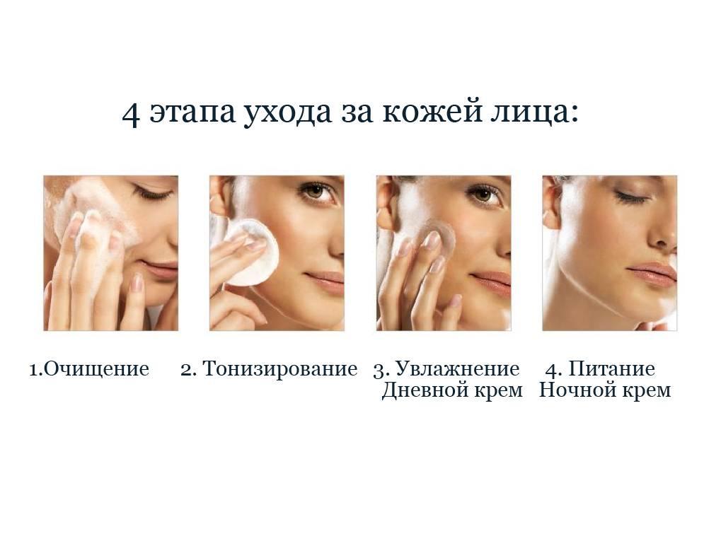 Уход за лицом в салоне красоты * салонный уход за кожей лица
