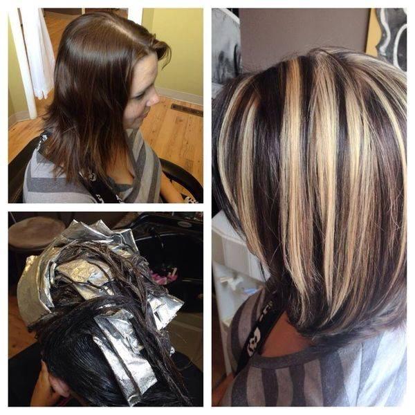 Колорирование. фото на русые короткие, средние, длинные волосы. темные и светлые оттенки