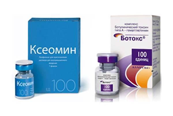 Ботулотоксин ксеомин: что это за препарат, его состав, чем отличается от своих аналогов, в чем разница между ним и диспортом, что лучше?