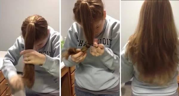 Нужно ли подстригать секущиеся кончики волос
