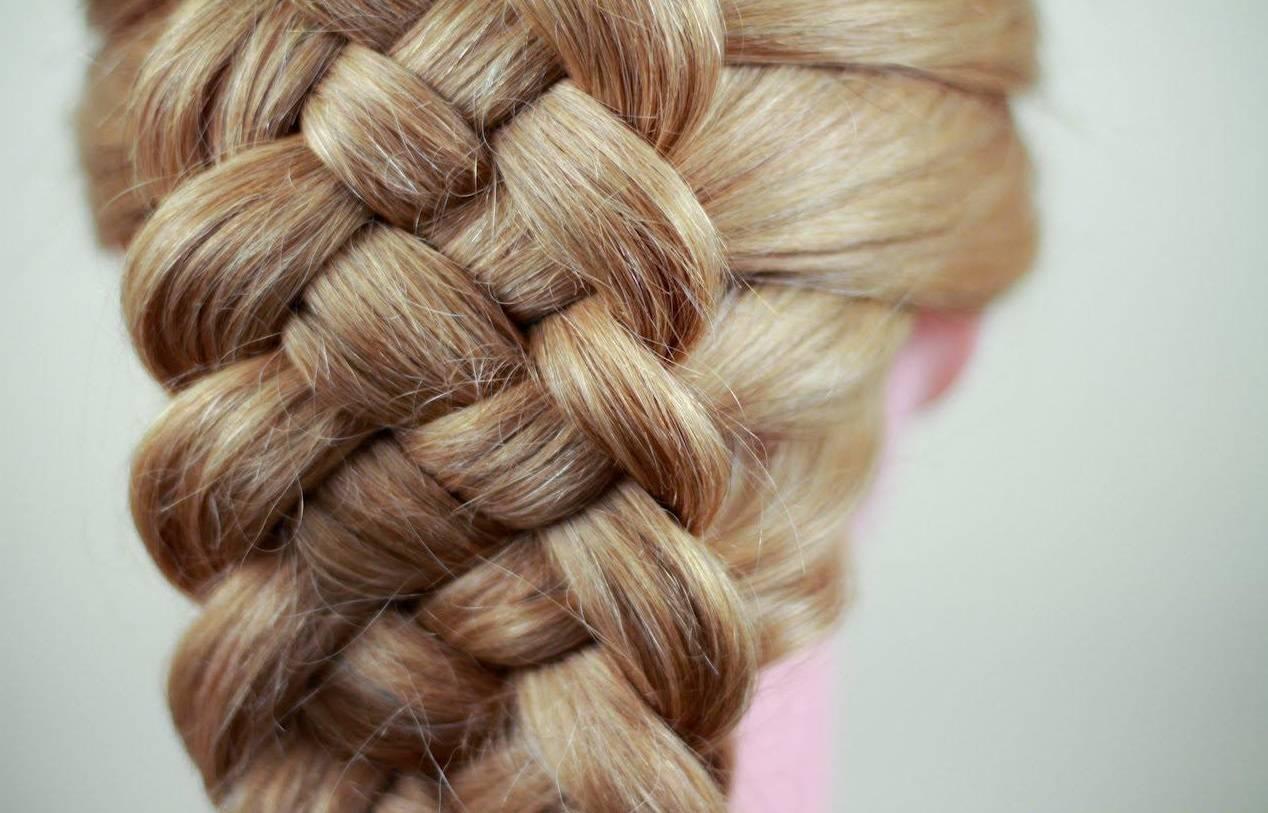 Прическа корзинка: пошаговое плетение кос, варианты укладки волос