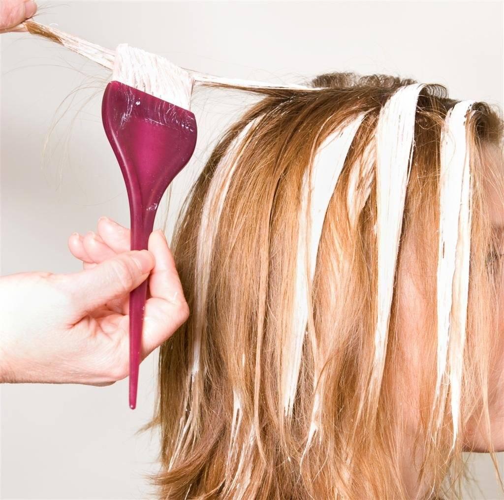 Всё о брондировании волос в домашних условиях