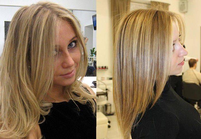 Эффектное калифорнийское мелирование на темные волосы средней длины: фото причесок и инструкция по окрашиванию