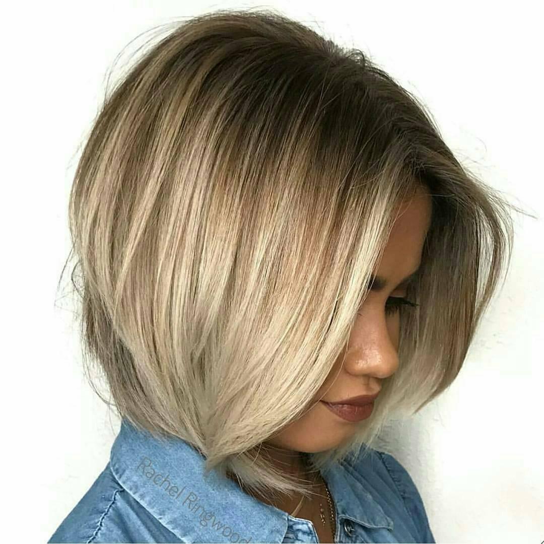 Цвет для коротких волос: советы по выбору оттенков и виды окрашивания