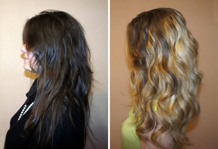 """Вредно ли мелирование для волос. плюсы и минусы """"за и против"""""""