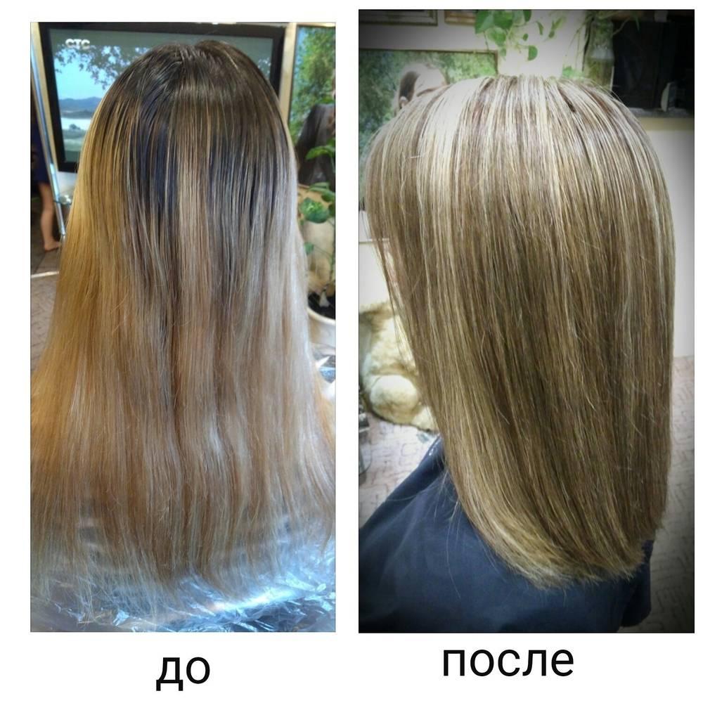 Тонирование русых волос: какой тоник лучше подойдет, пепельный, светлый, темный и другие оттенки, фото окрашивания