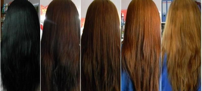 От какой шампуни краска смывается лучше. рекомендации, как смыть или вывести краску с волос в домашних условиях