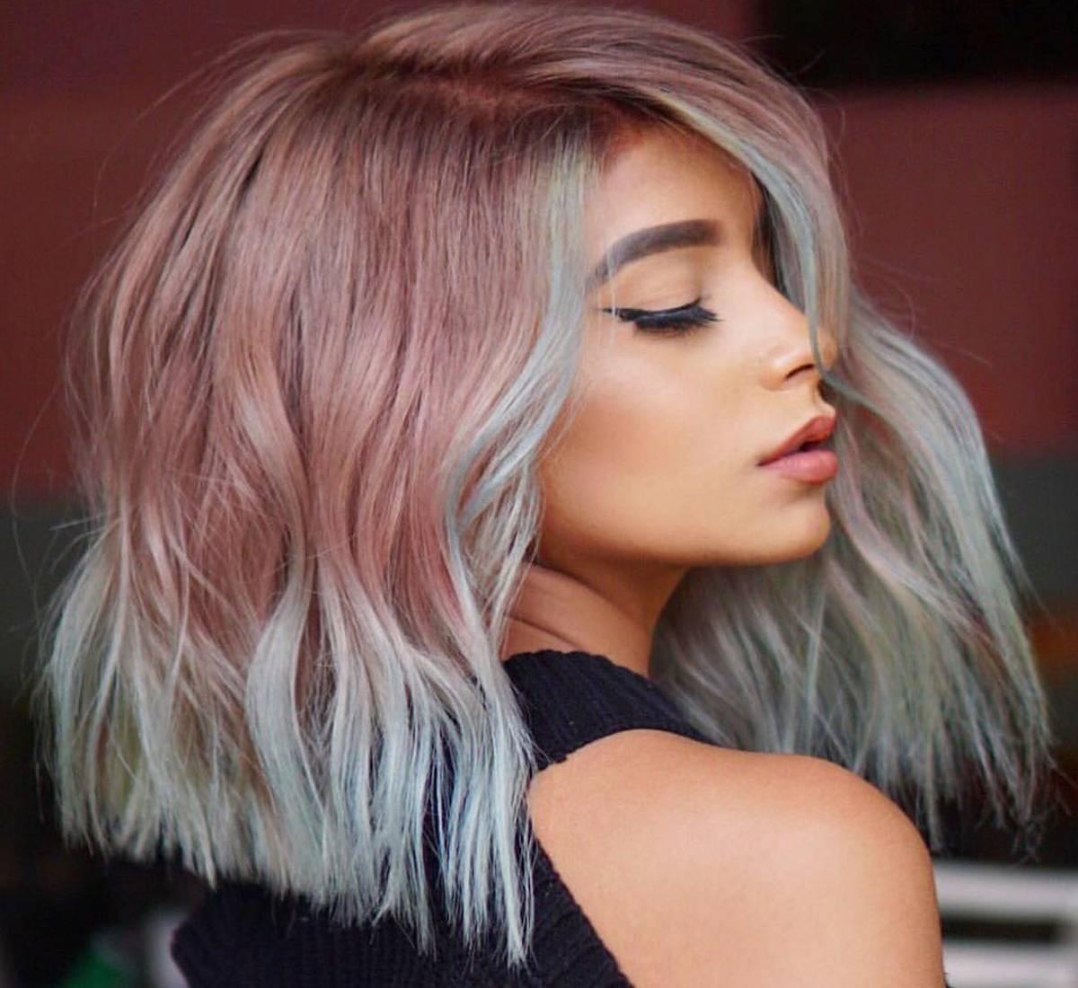 Хит! модное окрашивание на длинные волосы 2020 2021 фото новинки