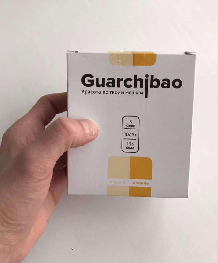 Guarchibao fatcaps для похудения * отзывы реальных покупателей и цена на средство гуарчибао.