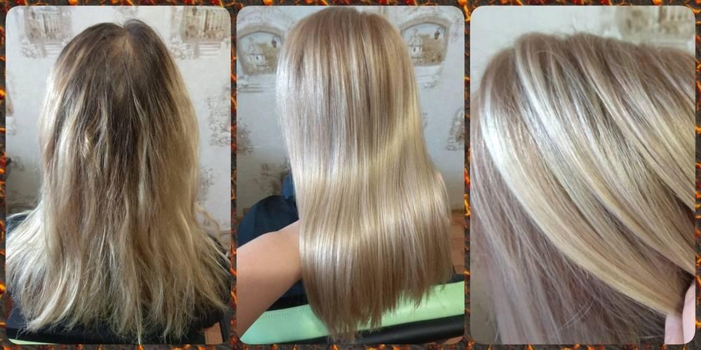 Покраска в блонд: техника окрашивания, советы по выбору краски, стойкость, фото - luv.ru