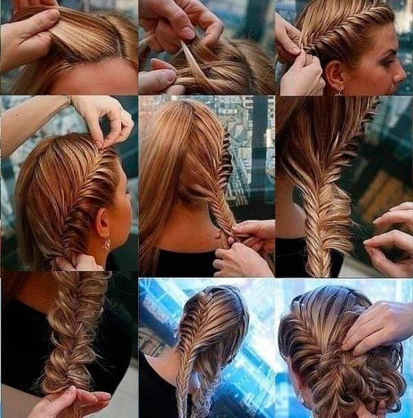 Как заплести косу девочке красиво и просто: пошаговая инструкция