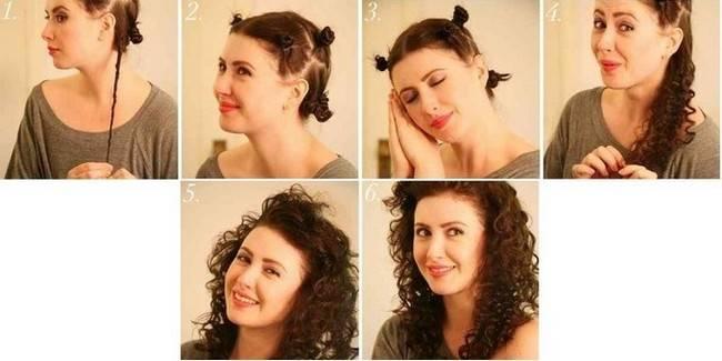 Как сделать волнистые волосы: варианты популярной укладки