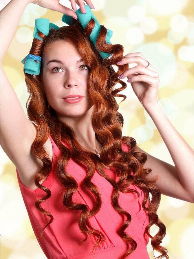 Как сделать голливудские локоны на длинные, средние и короткие волосы в домашних условиях
