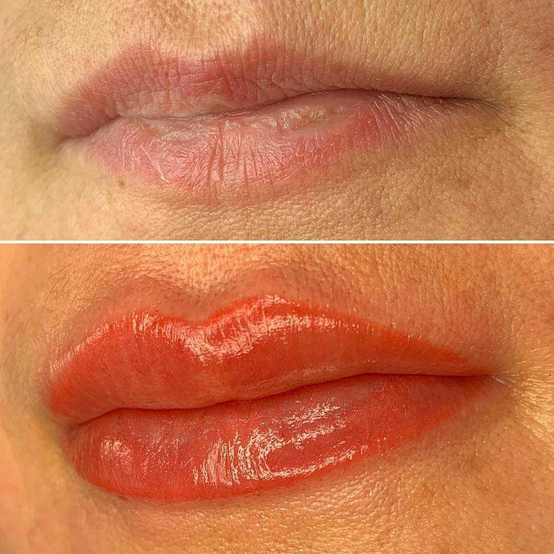Перманентный макияж губ: отзывы и всё о процедуре