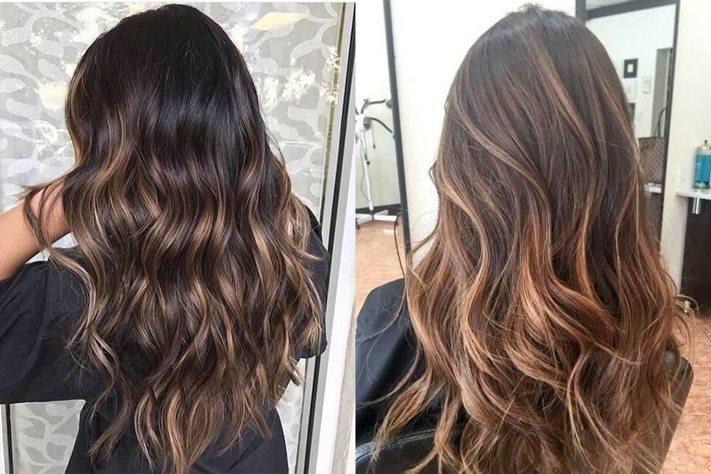 Особенности окрашивания кудрявых волос