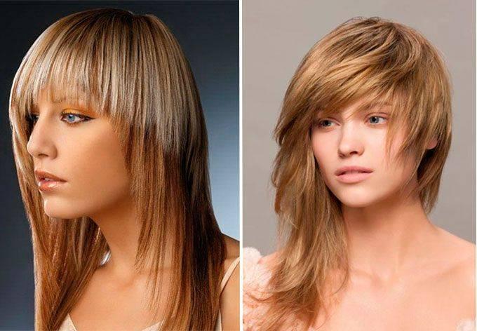 Оригинальные стрижки с челкой 2021-2022 года: фото, идеи стрижки с челкой на разную длину волос