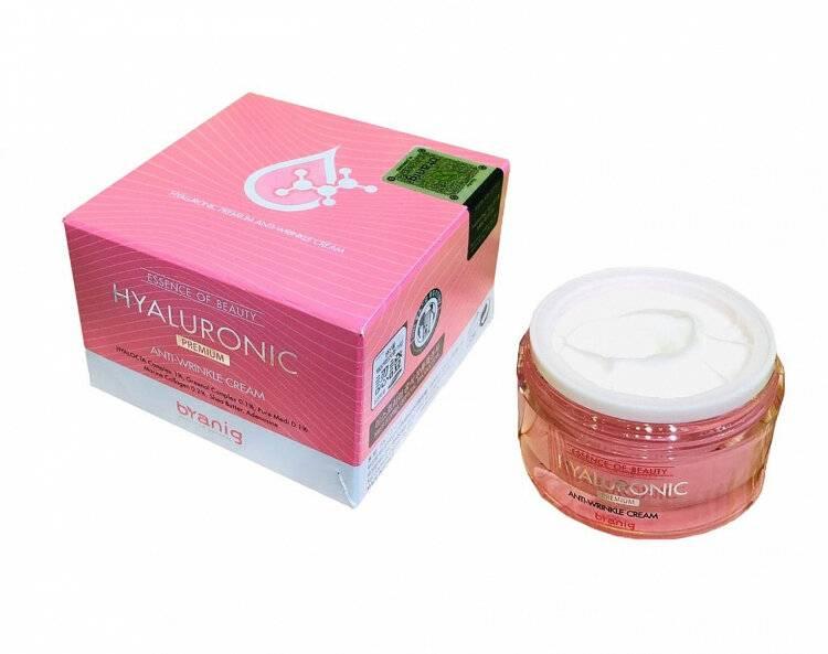 Крем для лица с гиалуроновой кислотой гиалурон: состав увлажняющей косметики ahc hyaluronic acid