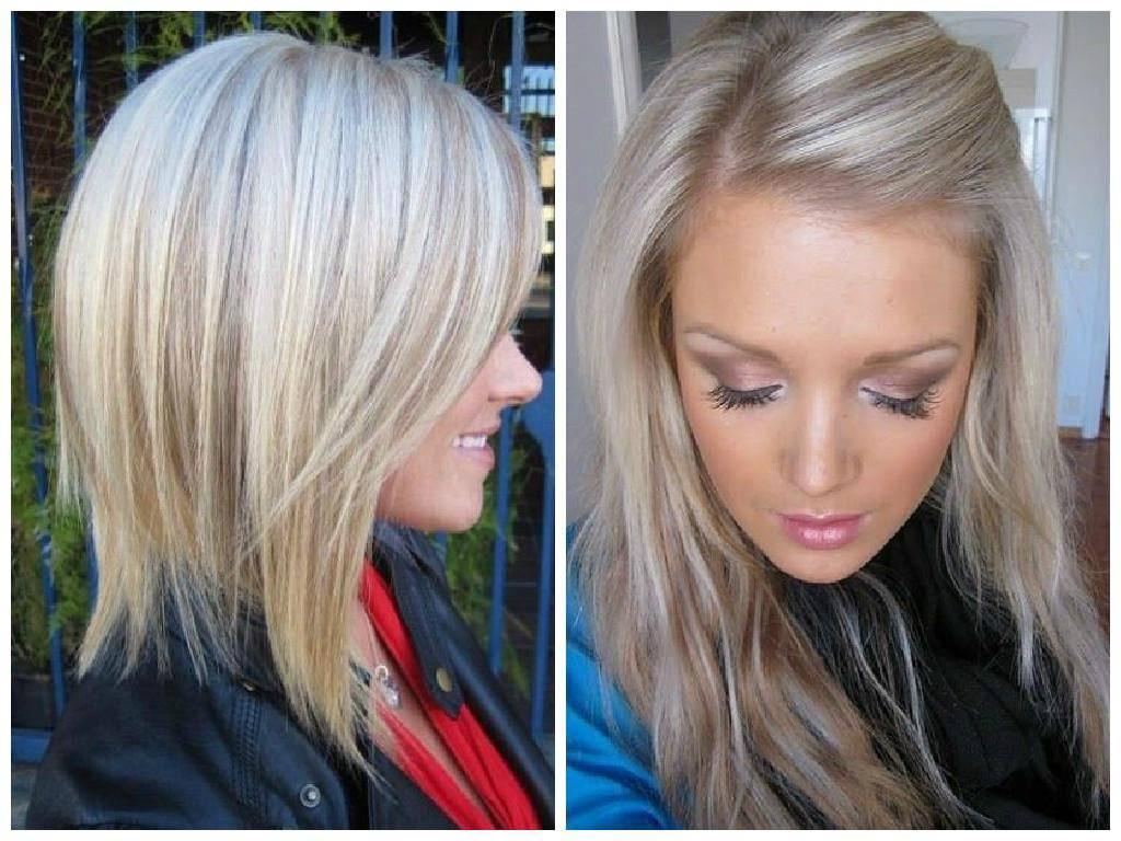 Окрашивание русых волос: способы и рекомендации по выбору цветов