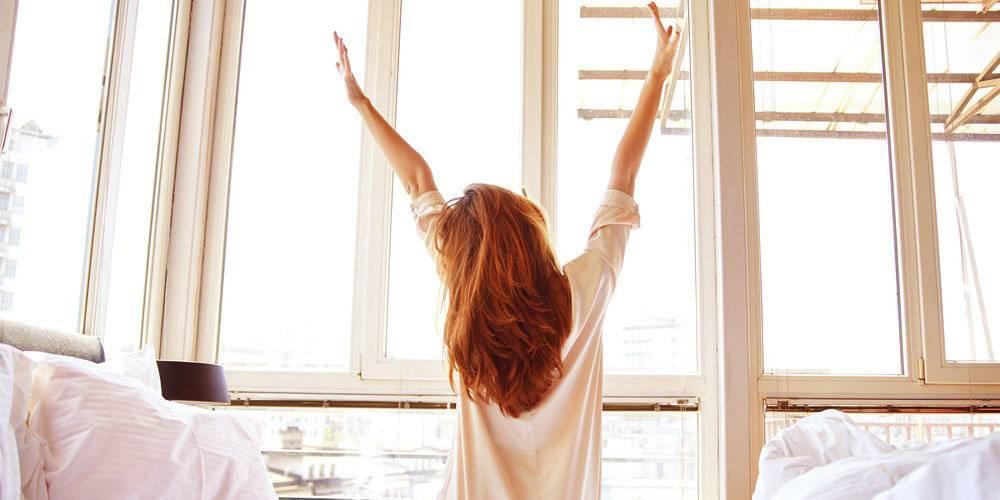 Как просыпаться, вставать рано утром легко и без проблем