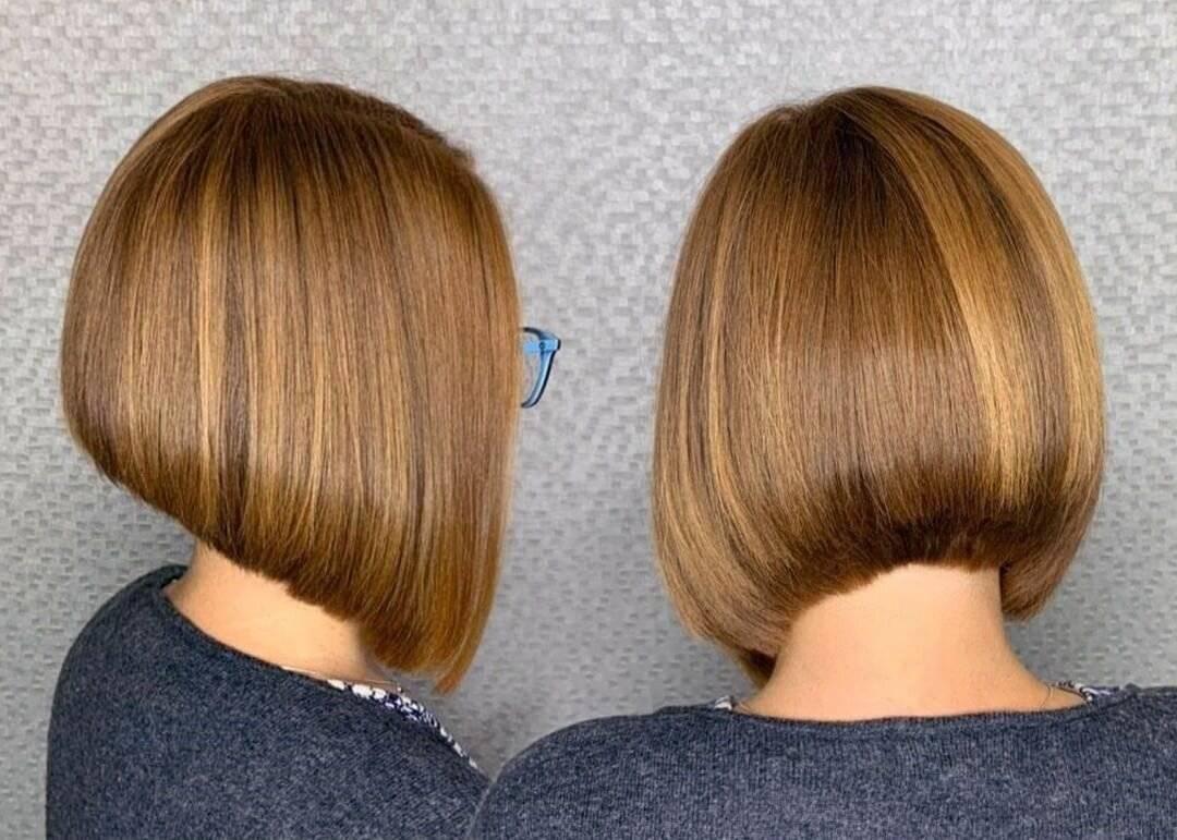 Стрижки на короткие волосы: 14 видов с названиями (200 фото)